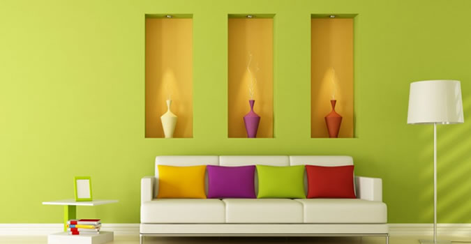 Interior Design Painting in Berkeley